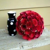 Custom Bridal Bouquet Choose Your Own Adventure by FlowerThyme