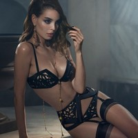 View All by Agent Provocateur - Ordella Suspender