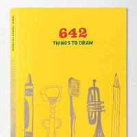 642 Things To Draw By Eloise Leigh- Assorted One