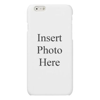 Personalized Matte iPhone 6 Case