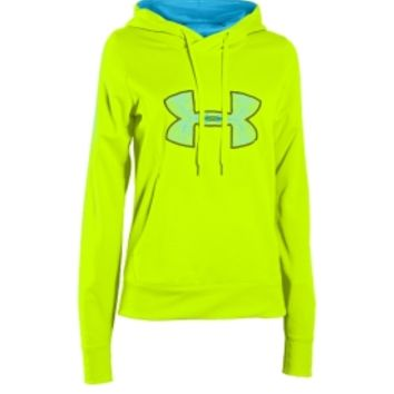 Under Armour Women's Storm Embroidered Big Logo Hoodie 4.0 | DICK'S Sporting Goods