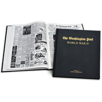The Original WWII Articles Of The Washington Post - Hammacher Schlemmer