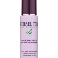 TRIAL SIZE CHARCOAL DETOX deep pore gel cleanser