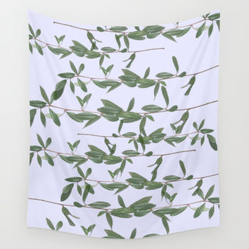 bucket Wall Tapestry by Austeja Saffron