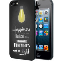 Harry Potter Happiness Quote Samsung Galaxy S3 S4 S5 Note 3 , iPhone 4 5 5c 6 Plus , iPod 4 5 case, HtC One M7 M8
