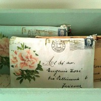 From Italy with Love purse white by RosiesArmoire on Etsy