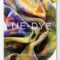 Tie-Dye: Dye It, Wear It, Share It By Shabd Simon-Alexander- Assorted One