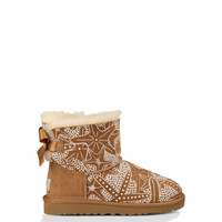 UGG® Official | Kids' Mini Bailey Bow Starfish Footwear | UGGAustralia.com