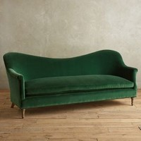 Velvet Dreyma Parlor Sofa, Wilcox by Anthropologie
