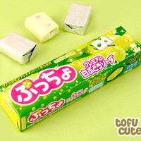Buy Uha Puccho Japanese Chewy Candy - Muscat Soda at Tofu Cute