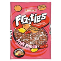 Tootsie Roll Frooties Candy - Fruit Punch: 360-Piece Bag