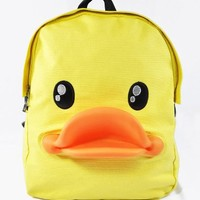 COOLOUT Duck Canvas Backpack Bag School Shoulder Bag - Extra Heavy Duty