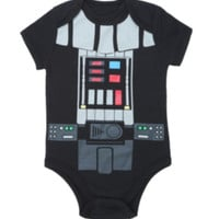Star Wars Darth Vader Baby Bodysuit