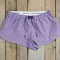 Chandler Lounge Short - Oxford by Southern Marsh