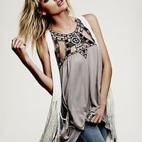 Free People Womens Vision Quest Tunic