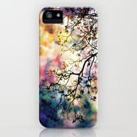 the Tree of Many Colors iPhone Case by Caleb Troy | Society6