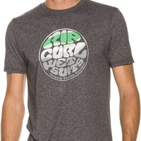 RIP CURL WETTY MOCK TWIST TEE