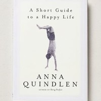 A Short Guide To A Happy Life by Anthropologie Multi One Size Gifts