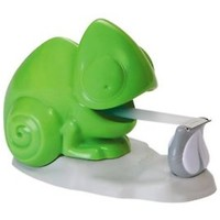 New CHAMELEON Sellotape / Scotch Magic TAPE DISPENSER, Desk Toy, Cute Lizard 3M