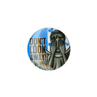 Doctor Who Weeping Angel Pin