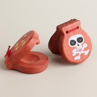 Book of Life Castanets, Set of Two - World Market