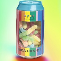 Dylan's Candy Bar 'Soda Can-dy' Gummy Candy | Nordstrom