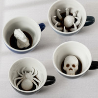 Creepy Creature Cups at Firebox.com