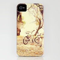 Just A Ride iPhone Case by Galaxy Eyes | Society6