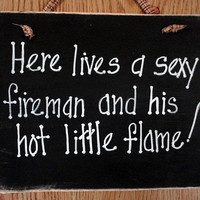 Fireman, Firefighter sign,fathers day, man cave