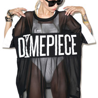 Dimepiece Mesh Panel Coverall