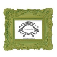 Supermarket - Chartreuse Picture Frame from John Murphy
