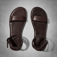 Classic Leather Sandals