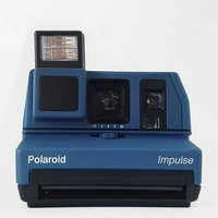 Impulse Camera Kit By Impossible Project- Blue One