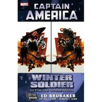 Captain America, Vol. 1: Winter Soldier Ultimate Collection