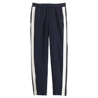 J.Crew Womens Tall Reese Pant In Tuxedo Stripe
