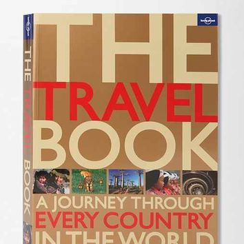 Travel Book By Lonely Planet- Assorted One