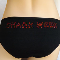 Shark Week Period Panty
