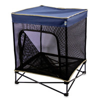 Quik Shade Small Instant Pet Kennel in in Navy