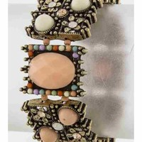 Antique Peach Bracelet