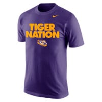 Nike College Basketball Tournament (LSU) Men's T-Shirt