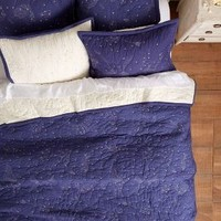 Cosmos Coverlet by Anthropologie