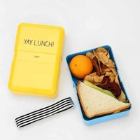 Banded Lunch Box-