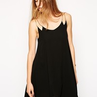 AX Paris Cami Dress with Chain Straps