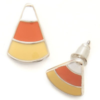 ModCloth Quirky Favorite Favor Earrings