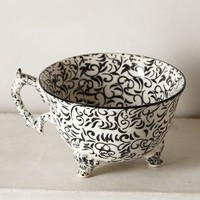 Attingham Mug by Anthropologie Black Mug Mugs