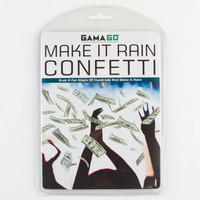 Gama Go Make It Rain Confetti Green One Size For Men 23896750001