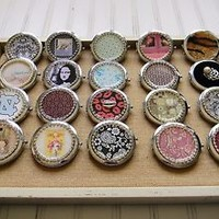 Wholesale Women's Compact Mirrors