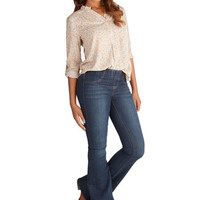 ModCloth Flare You've Got Flare Jeans