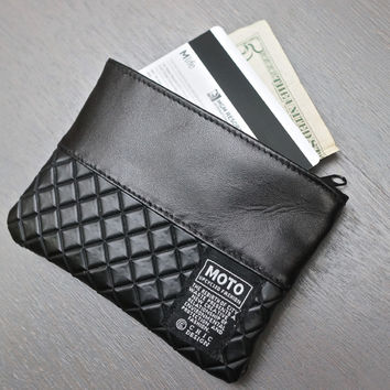 MOTO Coin Key Pouch