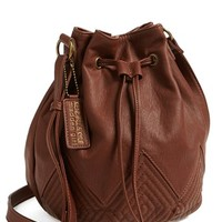 Kendall & Kylie Madden Girl Quilted Faux Leather Bucket Bag (Juniors)